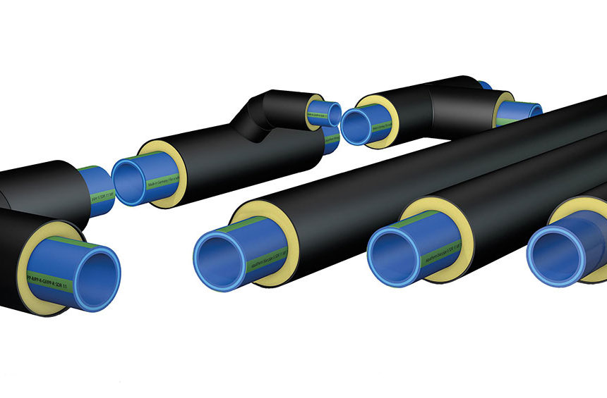 PP-R Pre-insulated Pipe